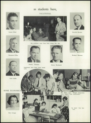 Page 14, 1956 Edition, Glen Burnie High School - Gophers Yearbook (Glen Burnie, MD) online yearbook collection