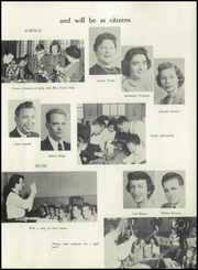 Page 15, 1956 Edition, Glen Burnie High School - Gophers Yearbook (Glen Burnie, MD) online yearbook collection