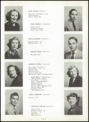 Page 13, 1952 Edition, Oxon Hill High School - Clippers Log Yearbook (Oxon Hill, MD) online yearbook collection