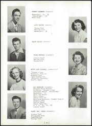 Page 14, 1952 Edition, Oxon Hill High School - Clippers Log Yearbook (Oxon Hill, MD) online yearbook collection