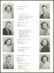 Page 15, 1952 Edition, Oxon Hill High School - Clippers Log Yearbook (Oxon Hill, MD) online yearbook collection