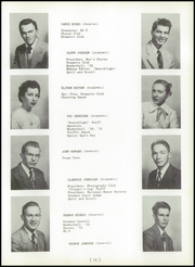 Page 17, 1952 Edition, Oxon Hill High School - Clippers Log Yearbook (Oxon Hill, MD) online yearbook collection