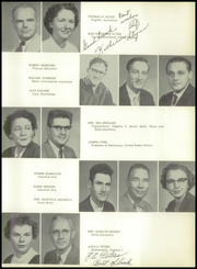Page 11, 1955 Edition, Oxon Hill High School - Clippers Log Yearbook (Oxon Hill, MD) online yearbook collection