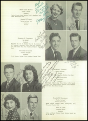 Page 16, 1955 Edition, Oxon Hill High School - Clippers Log Yearbook (Oxon Hill, MD) online yearbook collection