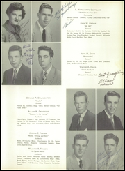 Page 17, 1955 Edition, Oxon Hill High School - Clippers Log Yearbook (Oxon Hill, MD) online yearbook collection