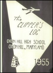 Page 5, 1955 Edition, Oxon Hill High School - Clippers Log Yearbook (Oxon Hill, MD) online yearbook collection