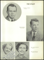 Page 9, 1955 Edition, Oxon Hill High School - Clippers Log Yearbook (Oxon Hill, MD) online yearbook collection