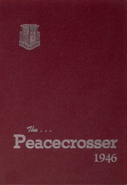 1946 Edition, Bladensburg High School - Peacecrosser Yearbook (Bladensburg, MD)
