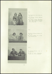 Page 11, 1948 Edition, Bladensburg High School - Peacecrosser Yearbook (Bladensburg, MD) online yearbook collection
