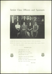 Page 16, 1948 Edition, Bladensburg High School - Peacecrosser Yearbook (Bladensburg, MD) online yearbook collection