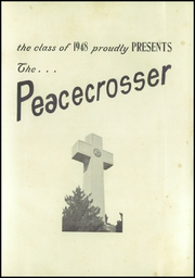 Page 5, 1948 Edition, Bladensburg High School - Peacecrosser Yearbook (Bladensburg, MD) online yearbook collection