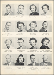 Page 13, 1953 Edition, Bladensburg High School - Peacecrosser Yearbook (Bladensburg, MD) online yearbook collection