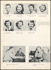 Page 14, 1953 Edition, Bladensburg High School - Peacecrosser Yearbook (Bladensburg, MD) online yearbook collection
