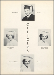 Page 16, 1953 Edition, Bladensburg High School - Peacecrosser Yearbook (Bladensburg, MD) online yearbook collection