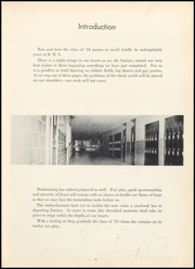 Page 7, 1953 Edition, Bladensburg High School - Peacecrosser Yearbook (Bladensburg, MD) online yearbook collection