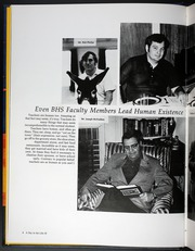Page 12, 1975 Edition, Bladensburg High School - Peacecrosser Yearbook (Bladensburg, MD) online yearbook collection