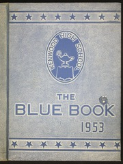 Page 1, 1953 Edition, Kenwood High School - Blue Book Yearbook (Baltimore, MD) online yearbook collection