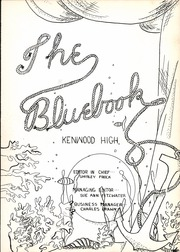 Page 7, 1953 Edition, Kenwood High School - Blue Book Yearbook (Baltimore, MD) online yearbook collection