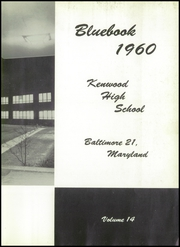 Page 7, 1960 Edition, Kenwood High School - Blue Book Yearbook (Baltimore, MD) online yearbook collection