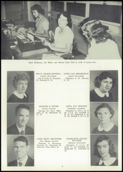Page 13, 1954 Edition, Arundel High School - Panorama Yearbook (Gambrills, MD) online yearbook collection