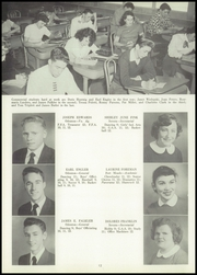 Page 16, 1954 Edition, Arundel High School - Panorama Yearbook (Gambrills, MD) online yearbook collection