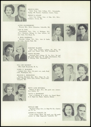 Page 9, 1954 Edition, Arundel High School - Panorama Yearbook (Gambrills, MD) online yearbook collection