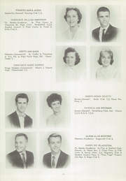 Page 15, 1960 Edition, Arundel High School - Panorama Yearbook (Gambrills, MD) online yearbook collection