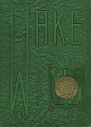 1949 Edition, Annapolis High School - Wake Yearbook (Annapolis, MD)