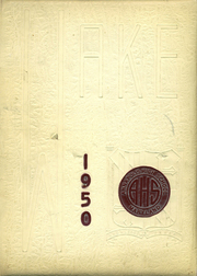 1950 Edition, Annapolis High School - Wake Yearbook (Annapolis, MD)