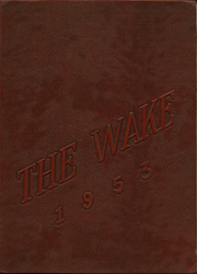 1953 Edition, Annapolis High School - Wake Yearbook (Annapolis, MD)