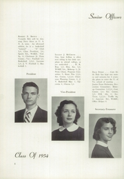 Page 12, 1954 Edition, Annapolis High School - Wake Yearbook (Annapolis, MD) online yearbook collection