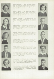 Page 13, 1954 Edition, Annapolis High School - Wake Yearbook (Annapolis, MD) online yearbook collection