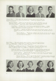 Page 14, 1954 Edition, Annapolis High School - Wake Yearbook (Annapolis, MD) online yearbook collection
