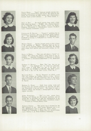 Page 17, 1954 Edition, Annapolis High School - Wake Yearbook (Annapolis, MD) online yearbook collection