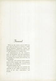 Page 6, 1954 Edition, Annapolis High School - Wake Yearbook (Annapolis, MD) online yearbook collection