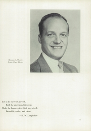 Page 9, 1954 Edition, Annapolis High School - Wake Yearbook (Annapolis, MD) online yearbook collection