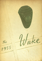 1955 Edition, Annapolis High School - Wake Yearbook (Annapolis, MD)