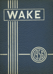 1956 Edition, Annapolis High School - Wake Yearbook (Annapolis, MD)