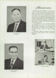 Page 10, 1959 Edition, Annapolis High School - Wake Yearbook (Annapolis, MD) online yearbook collection