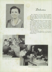 Page 8, 1959 Edition, Annapolis High School - Wake Yearbook (Annapolis, MD) online yearbook collection