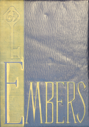 1964 Edition, Severna Park High School - Embers Yearbook (Severna Park, MD)