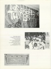 Page 10, 1968 Edition, Severna Park High School - Embers Yearbook (Severna Park, MD) online yearbook collection