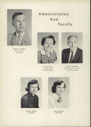 Page 10, 1958 Edition, Gaithersburg High School - Sail On Yearbook (Gaithersburg, MD) online yearbook collection