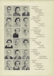 Page 11, 1958 Edition, Gaithersburg High School - Sail On Yearbook (Gaithersburg, MD) online yearbook collection