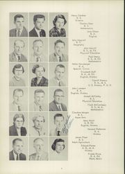 Page 12, 1958 Edition, Gaithersburg High School - Sail On Yearbook (Gaithersburg, MD) online yearbook collection