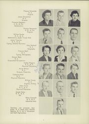 Page 13, 1958 Edition, Gaithersburg High School - Sail On Yearbook (Gaithersburg, MD) online yearbook collection