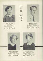 Page 16, 1958 Edition, Gaithersburg High School - Sail On Yearbook (Gaithersburg, MD) online yearbook collection