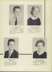 Page 17, 1958 Edition, Gaithersburg High School - Sail On Yearbook (Gaithersburg, MD) online yearbook collection