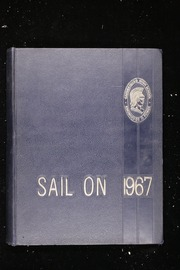 1967 Edition, Gaithersburg High School - Sail On Yearbook (Gaithersburg, MD)