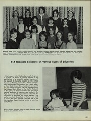 Page 17, 1967 Edition, Gaithersburg High School - Sail On Yearbook (Gaithersburg, MD) online yearbook collection